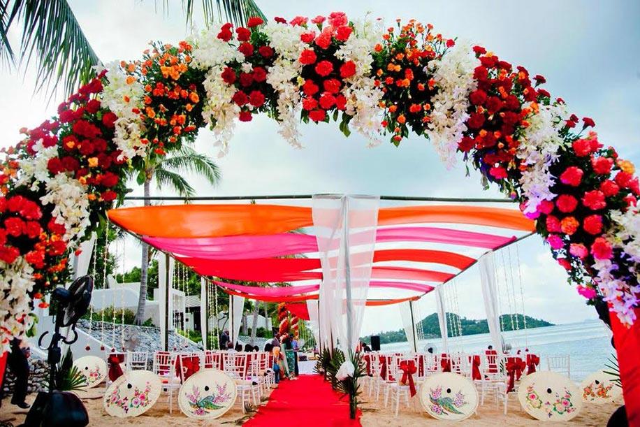 20 amazing mandap ideas weddingsutra blog for Decoration ka photo