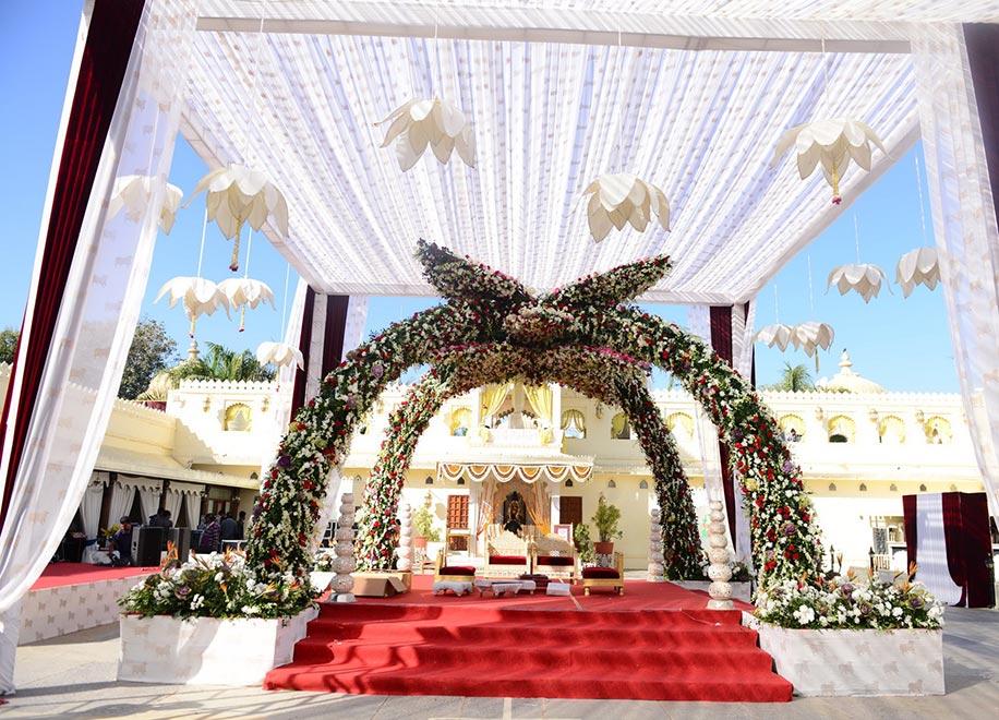 20 Amazing Mandap Ideas Weddingsutra Blog